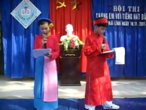 Cô Giao Ban Em - (Mua - Giáo viên THCS Hải Lĩnh - Tĩnh Gia - Thanh Hoá)