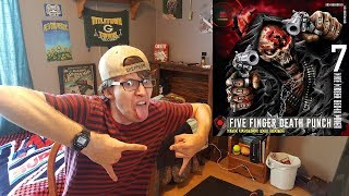 Five Finger Death Punch - And Justice for None | Album Review