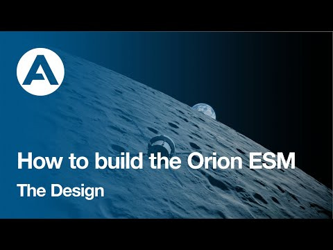 How to build the Orion ESM - Design