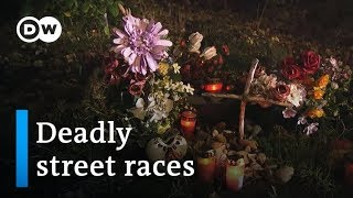 Germany: Police take on illegal street racing | DW Stories