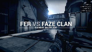 Major Frags: fer vs Faze Clan
