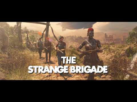 Humble Bundle Presents: Strange Brigade
