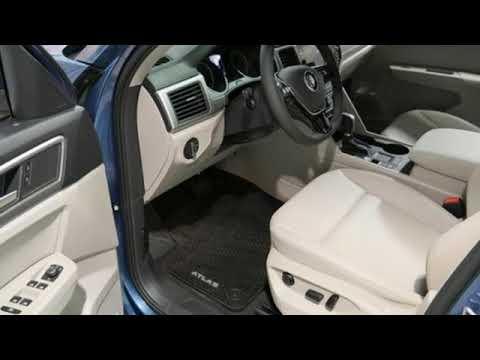 New 2019 Volkswagen Atlas Saint Paul MN Minneapolis, MN #90019