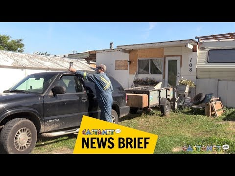 Mobile home park eviction looming