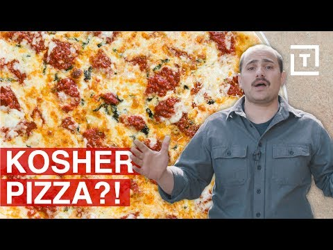 NYC's Best Kosher Pizza Is Legitimately Delicious || Food/Groups The Blessed Slice