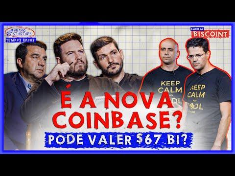 COMPRAMOS UMA CORRETORA DE BITCOINS? | Primo Startups