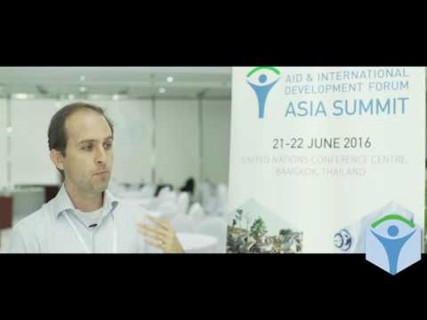 AIDF Asia Summit 2016 - Interview with Josh Woodard, FHI 360