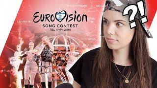 ESC 2019: Die verrücktesten Songs & Bühnenshows!   Eurovision Song Contest   Sara Casy