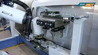 WFL Robotic Techologies - Greiferwechsel am Knickarmroboter