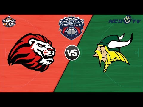 Kerman vs Kingsburg High School Boys Basketball LIVE 1/4/20