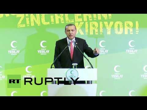 Turkey: Erdogan critisises Israel over recent attacks