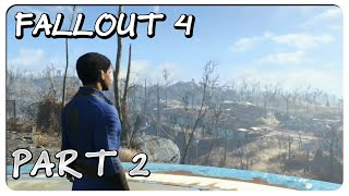 fallout 4 gameplay part 2 200 years later bethesda 2015 e3 showcase fallout 4 preview pc