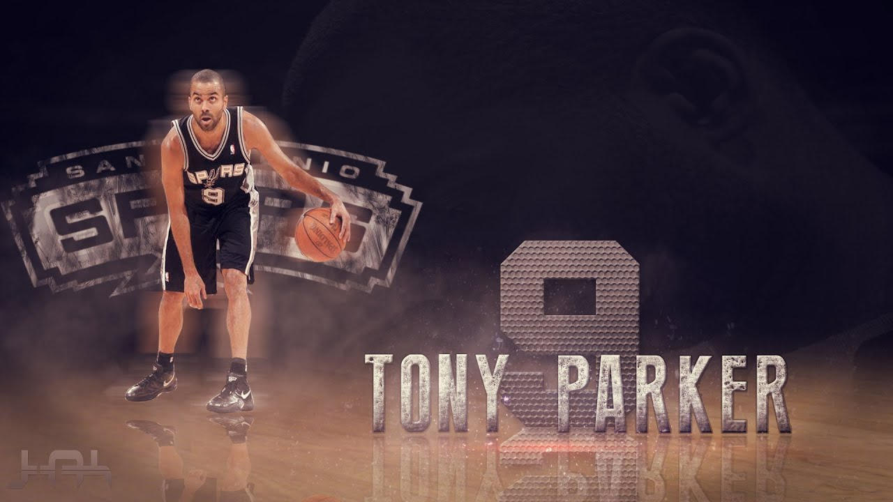 Photoshop nba tony parker speedart youtube voltagebd Choice Image