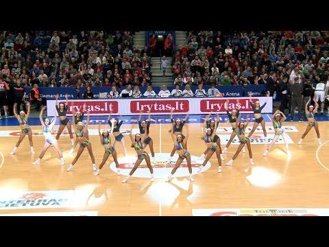 """Vilniaus """"Lietuvos ryto"""" šokėjos!"""