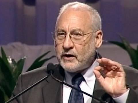Joseph Stiglitz: 'Trickle Up Economics' to Blame for Crisis
