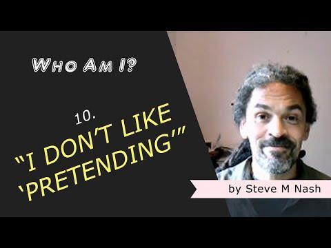 """I Don't Like 'Pretending'"" - Who Am I? #8 (10th Video)"