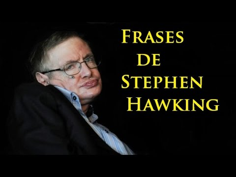 9 Frases de Stephen Hawking - YouTube