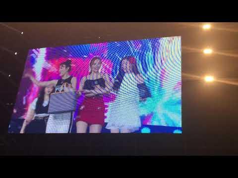 180707 RedVelvet SBS Super concert Ending