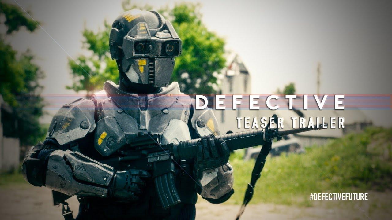 Download Defective - Official Teaser Trailer