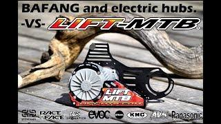 Tech / Bafang et moteurs roues face à LIFT-MTB