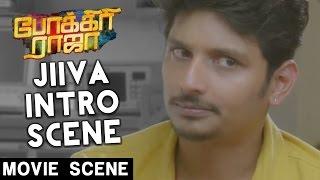 Jiiva Intro Scene | Pokkiri Raja | Jiiva | Hansika | Sibiraj | D. Imman