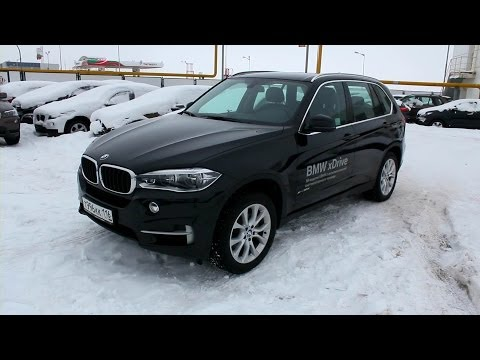 2013 BMW X5 (F15). Start Up, Engine, and In Depth Tour.