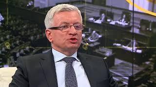 Jacek Jaśkowiak w rozmowie z Marcinem Zawadą