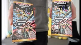 Opening 2 Pokemon BOOSTER BOXES!!!