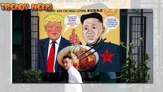 Singapore Đã Thu Về Cả Trăm Triệu Đô Sau Cuộc Gặp Trump Kim
