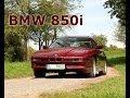Trailer BMW 850i by auto-mania.cz