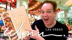 The Wynn Las Vegas Buffet Is Open!