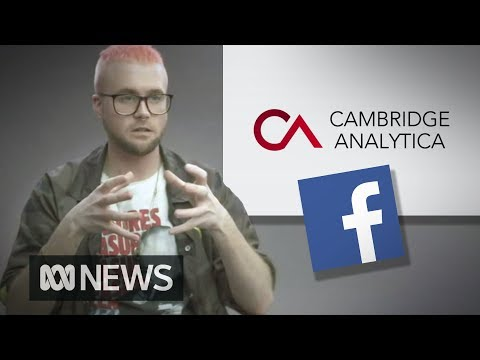 Does Cambridge Analytica have an Australian head office? Well yes ... and no.