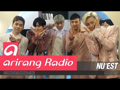 [Sound K] 뉴이스트 (NU'EST) Interview & Live