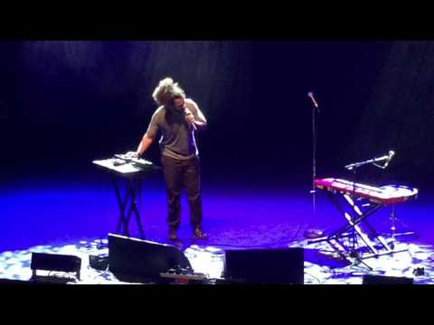 Reggie Watts o2 London 2017 Empire Shepherds Bush feat Thundercat