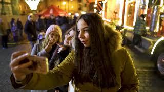 Głogów - Świąteczna Ciężarówka Coca-Cola! | #jakMikołaj