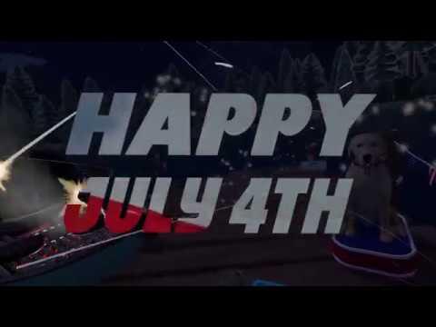 The American Dream 4th of July Trailer (Samurai Punk) - Rift, PSVR, Vive
