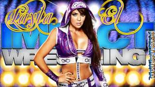 """(NEW) 2014: Layla 2nd TNA Theme Song ►""""Popular""""  By The Veronicas + DLᴴᴰ"""