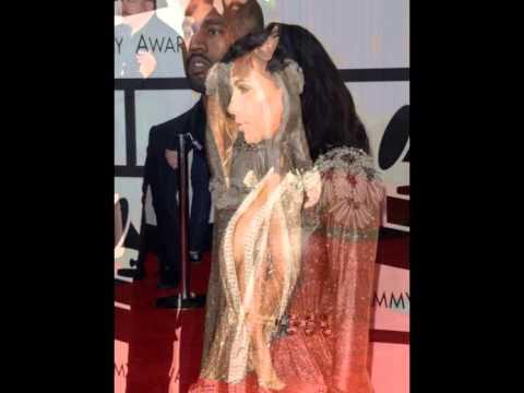 Kim Kardashian attend The 57th Annual...
