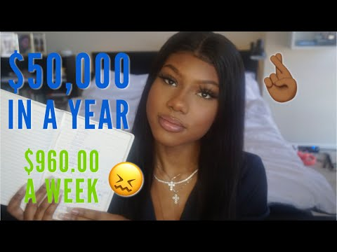 Paying Off $50,000 Student Debt using YouTube!!!! (Showing m
