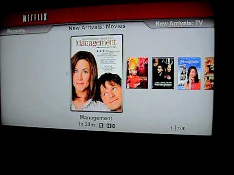 Netflix Instant Streaming on Playstation 3 better quality