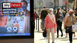 Coronavirus: UK 'faces a tipping point'