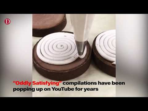 Why Are Oddly Satisfying Videos So   Satisfying? - The Crux