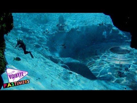 10 Alleged Underwater Alien UFO Bases || Pastimers