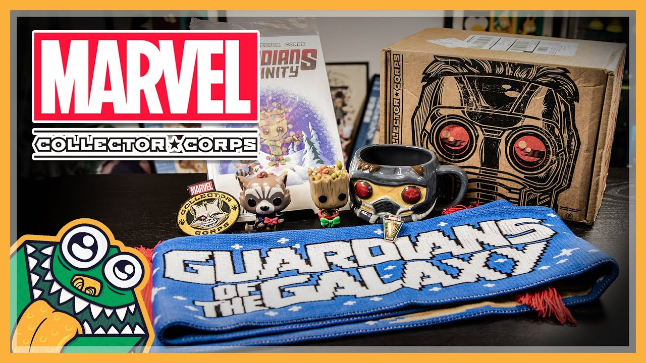 Marvel Collector Corps - Guardians of the Galaxy ...