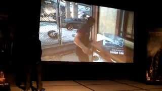 Dead Rising 3 Demo at San Diego Comic Con 2013 720p