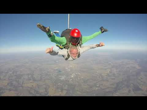 Tandem Skydive | David from Fort Worth, TX