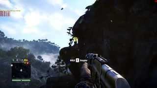 Far Cry 4 Ultra Settings PC Gameplay - Intel Core i5 3570K + GTX 760 OC #2 [FullHD]