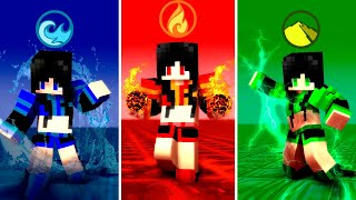 3 NEW SADAKO SISTERS  - Monster School Minecraft Animation