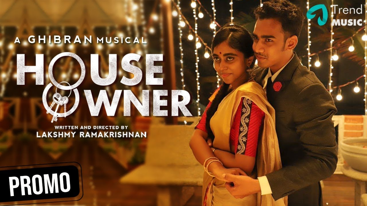 House Owner Movie Promos | Lakshmy Ramakrishnan | Ghibran | Kishore | Trend Music
