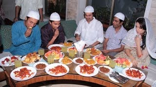 gangs of wasseypur teams iftar party success celebration
